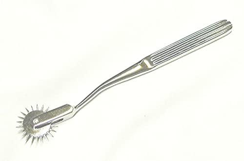Wartenberg Rueda de Pinwheel de diagnóstico médico martillo reflejo rueda de acero inoxidable Pin