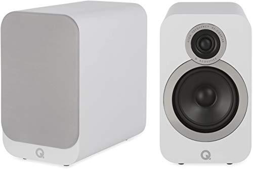 Q Acoustics Da Scaffale (Coppia) Q 3020i Bianco