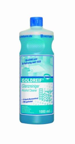 Dreiturm Glanzreiniger Goldreif 5-fach Konzentrat 1 Liter Flasche
