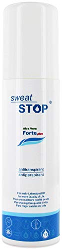 SweatStop® Aloe Vera Forte plus Körperspray 100ml