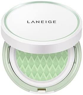 [Laneige] Skin Veil Base Cushion SPF22 PA++ 15g+15g #60 Light Green