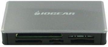 Iogear Universal Memory Bank Gfr281 Card Reader - 56 In 1 ( Cf I, Cf Ii, Ms, Ms Pro, Mi Consumer Electronics Electronics