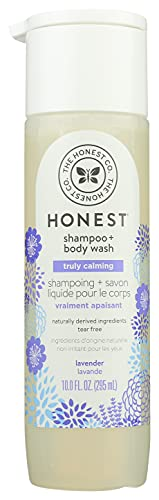 The Honest Company, Shampoo Body Wash Dreamy Lavender, 10 Fl Oz