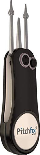 Pitchfix Fusion 2.5 Pin, Black/Silver