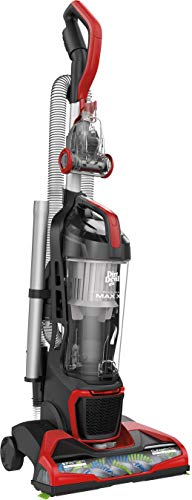 Dirt Devil Endura Max XL Upright Vacuum Cleaner, Bagless, Lightweight, Red, UD70182