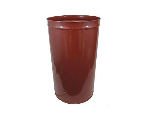 Keto Plastics 210 LITRE LARGE GARDEN INCINERATOR/BURNER/BONFIRE BIN FOR WASTE/RUBBISH/LEAVES