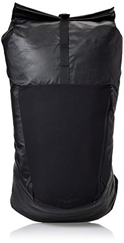 THE NORTH FACE Unisex-Erwachsene Peckham Rucksack, TNF Black, 48 cm