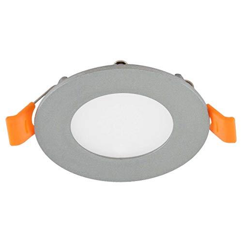 EVN Lichttechnik–LED Einbaustrahler Panel Wenn PT R 0835015W 4000K 85mm ca. Decke und Wand Einbauleuchte
