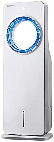 FGDFGDG Mini condizionatore d'Aria Mobile Senza Foglie Sicuro Portatile Indipendente, Piccola Ventola per Aria condizionata Fredda per Stanza Singola, Ventola silenziosa Senza Pale, condizionatori
