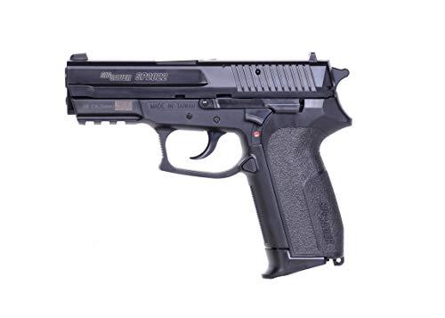Sig Sauer SP2022 Federdruck Pistole 6mm BB <0,5 J Airsoft Pistole schwarz