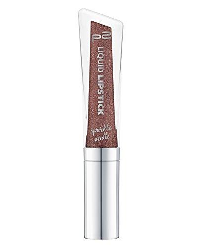 p2 cosmetics Effect Matte Liquid Lipstick 090, 3er Pack (3 x 5 ml)