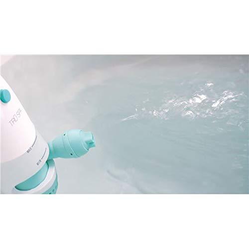 TATAジェットバスバブル湯ラックス家庭用ジェットスパジャグジー気泡浴半身浴工事不要BUL-01
