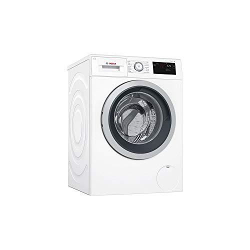Lave linge Frontal Bosch WAT28619FF - Lave linge - Pose libre - capacité : 9 Kg - Vitesse d'essorage maxi 1400 tr/min - Moteur à...