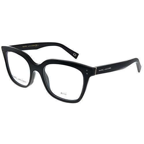 Optical frame Marc Jacobs Acetate Shiny Black (Marc 122 807), 50-19-140