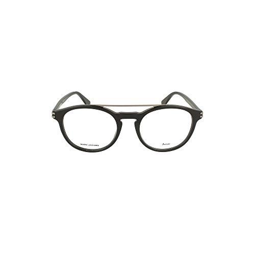 Marc Jacobs gestellfarbe aus der sicht MARC 418 284 Schwarz Acetat größe 51 mm Mann