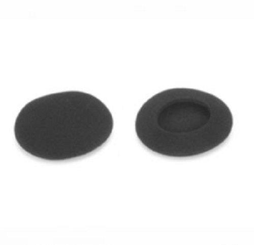 Sennheiser 070380schwarz 2pièce (S) Schaumstoff Ohrstöpsel–Schäume Kopfhörer (2Stück (S))