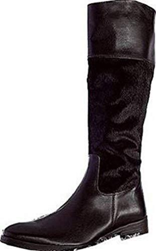 Stiefel von Apart aus Kuhfell/Leder in Braun Gr. 36