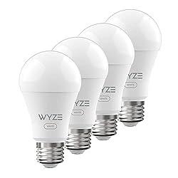 Image of Wyze Bulb 800 Lumen A19 LED...: Bestviewsreviews