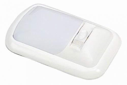 Brunner campingartikelen plafondlamp modern eenvoudig met schakelaar, wit, 320/430