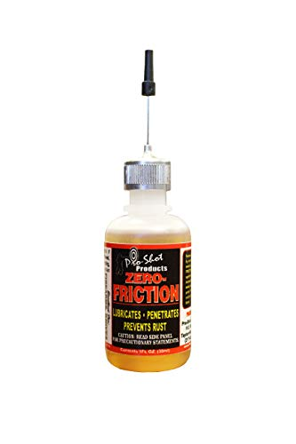 Pro Shot 1-Ounce Zero Friction Needle Oiler
