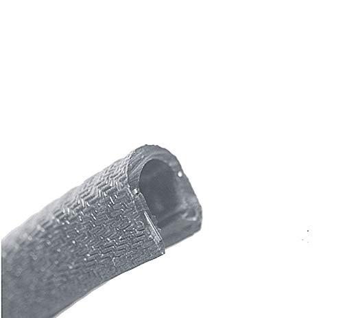 eutras Protector de bordes 2185KS1202R22711102Perfil refuerzo–Rango 6–8mm 3m, gris claro