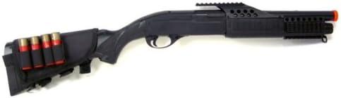 BBTac BT-BT180D1 Cock and Time sale Shoot 250 FPS Shotgun 4 Bargain sale Airsoft with S
