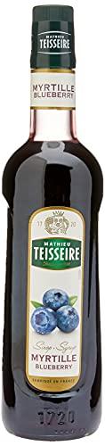 Teisseire Sirup Blaubeere - Special Barman - 700ml
