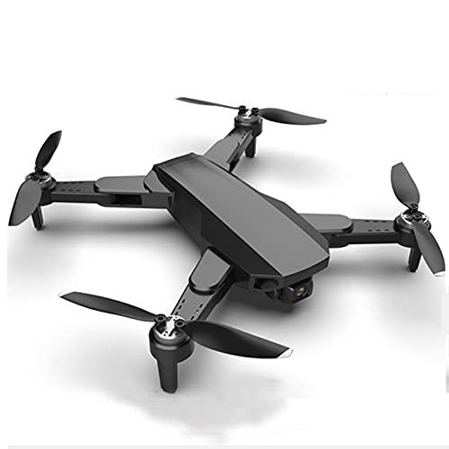 WWDKF 4-Achsen-GPS-Drone Mit 4K-Kamera HD-Luftbildfotografie Mit Handysteuerung, Smart Follow, Smart Return, 360 ° -Flug, Festkomma-Schwebeflug, Hochauflösende Bildübertragung, VR-Modus