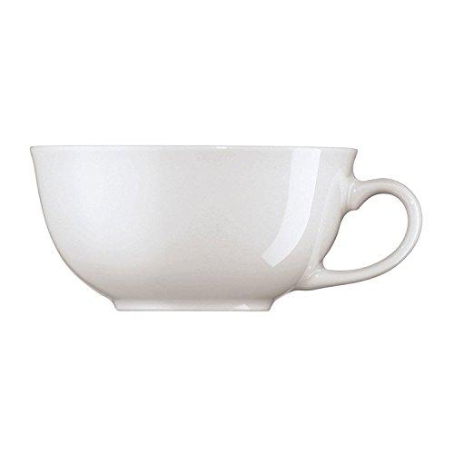 Arzberg Form 1382 Teetasse, Obertasse, Tee Tasse, Porzellantasse, White, Porzellan, 130 ml, 41382-800001-14639