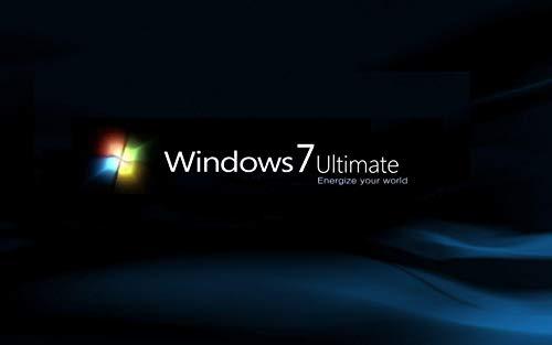 Codice chiave Windows 7 Ultimate a vita / Per 1 dispositivo / Fattura / Consegna di massaggi Amazon