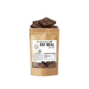 Harina de avena | Sabor Chocolate | Fuente natural de Fibra