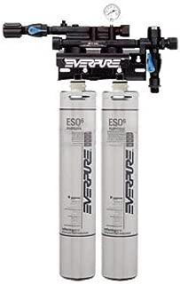 Everpure EV9272-22/EV9607-10 Espresso Water Filter System QC71 Double ESO 6