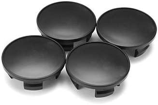 Other Tools - 4pcs 54mm Black Plastic Car Emblem Badge Wheel Center Hub Caps For Mini Cooper - Wheel Center Caps 68mm 60mm Wheels Black Prime - For
