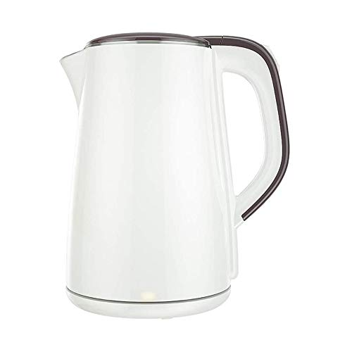 YAHUA LI Electric Kettle, 1.8L Capacity Three-Layer Anti-Scald, 304 Stainless Steel Insulation, Auto Shut-Off w/Fast Boil, Dry Protection Tech for Traveling Boiling Water,Coffee, Tea