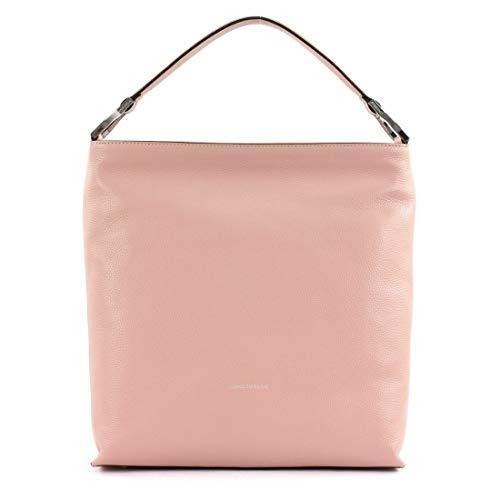 Coccinelle Keyla Hobo Bag Medium Pivoine