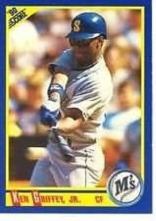 Best 1990 score ken griffey jr card Reviews