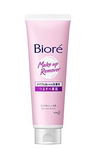 Bioré(ビオレ) メイクも落とせる洗顔料 つるすべ美肌
