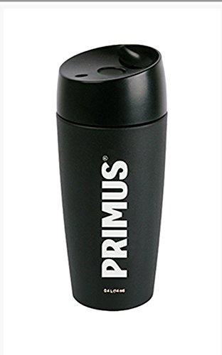 Primus Autobecher - 0,4 L, Edelstahl, schwarz