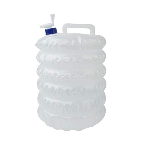 XCHJY 5L-15L Bolsa de Agua Plegable al Aire Libre Camping Camping Contenedores de Agua Plegables para Beber Multifunción Telescópico Almacenamiento Botella de Agua (Color : 10L)