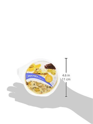 フレッシュ&チーズカンパニー『ジャイクロクリームチーズナッツフルーツ』