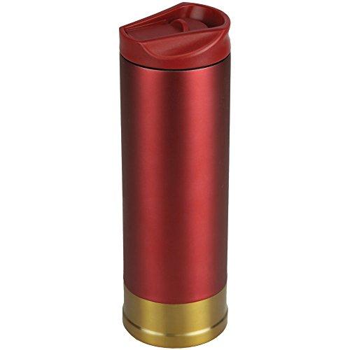 River's Edge Products 453 ML Mug de Voyage Shotgun Shell