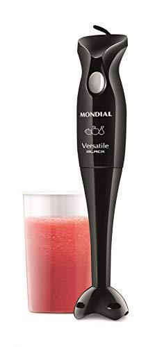 Mondial Versatile M-08 Mixer, Preto/Inox