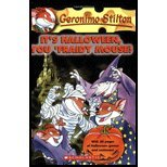 Its Halloween, You Fraidy Mouse! by Stilton, Geronimo [Scholastic Press,2004] (Mass Market Paperback) Reissue