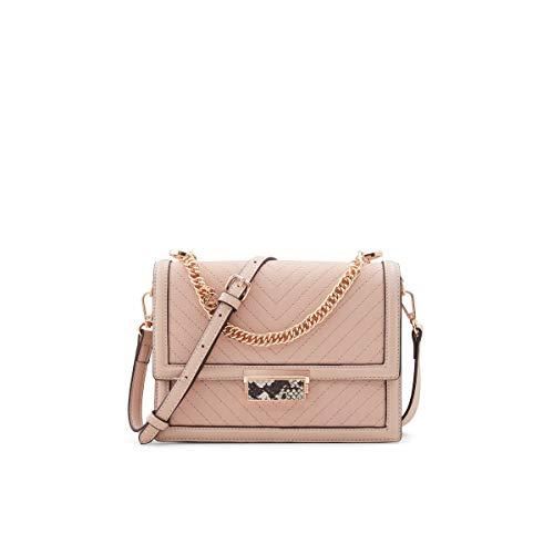 ALDO womens ALDO Women s Laisbyyx Cross body Bags, Light Pink, Small US