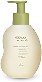 Natura - Linha Mamae e Bebe - Shampoo 200 Ml - (Natura - Mom & Baby Collection - Shampoo 6.76 Fl Oz)