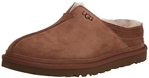 UGG Neuman Slipper, Chestnut, Size 7