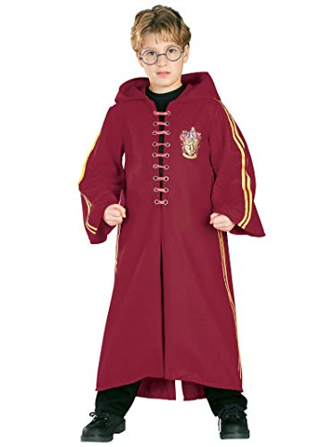 Rubies Disfraz de Quidditch de Harry Potter&trade