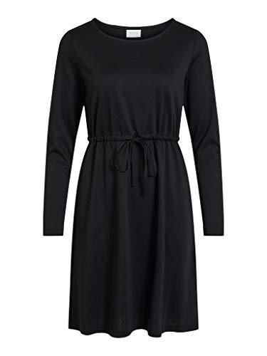 Vila dam Vijuner L/S Dress - Noos-klänning