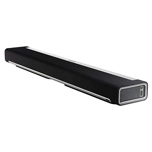 Sonos Playbar, TV-Soundbar e Sistema Audio Wireless, Controllabile da Smartphone, Tablet e PC, Nero