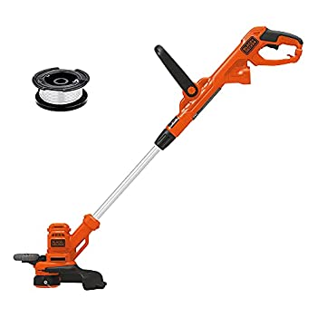 BLACK+DECKER String Trimmer with Auto Feed Electric 6.5-Amp 14-Inch  BESTA510